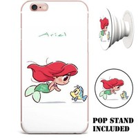 Disney's Little Mermaid Ariel Case for Apple iPhone 6/6s PLUS (5.5 inch)