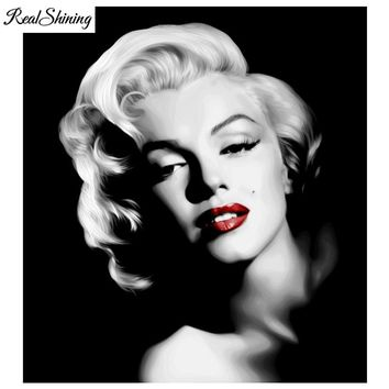 5d Diamond Painting Mosaic diy  Marilyn Monroe DM680