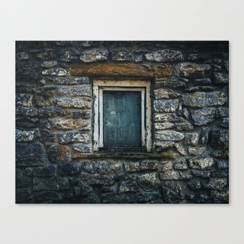 Who's That Peepin' In The Window? Canvas Print by Mixed Imagery