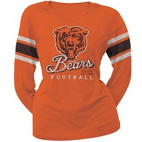 Chicago Bears - Homerun Premium Juniors Long Sleeve T-Shirt