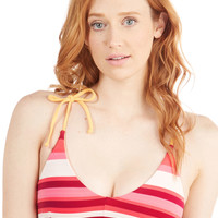 Current Obsession Swimsuit Top | Mod Retro Vintage Bathing Suits | ModCloth.com