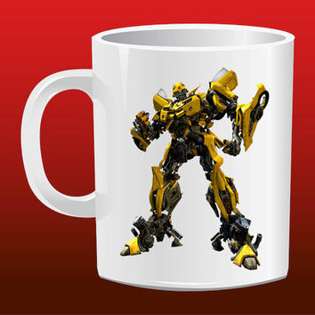 Transformers Bumblebee for Mug Design