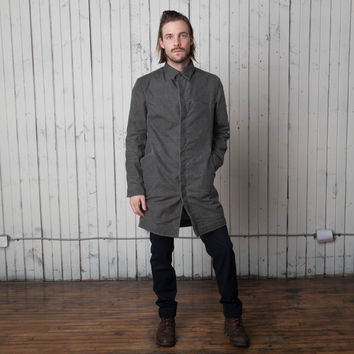 The Tribeca Trench   Grey Wax
