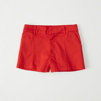 Womens Tailored Shorts | Womens Bottoms | Abercrombie.com