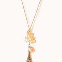 Paris Charms Necklace