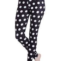 Fresh Take Leggings in Dots