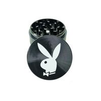 """Playboy"" Herb Grinder Black"