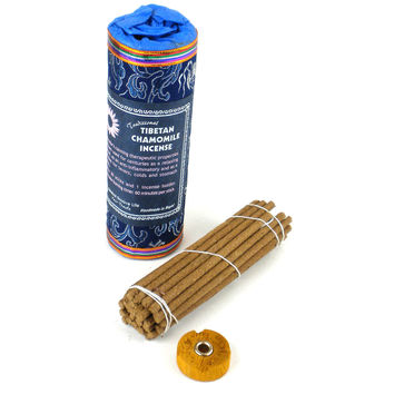 Tibetan Incense -  Chamomile Incense from Nepal