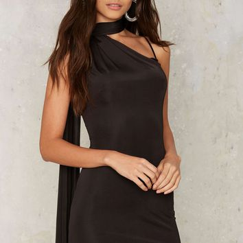 Nasty Gal Side Hustle Mini Dress