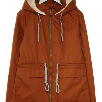 TWINTIP Winter jacket - light brown - Zalando.co.uk