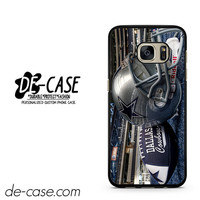 Dallas Cowboys Football Team NFL DEAL-2982 Samsung Phonecase Cover For Samsung Galaxy S7 / S7 Edge