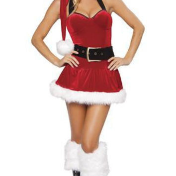 Women's Christmas Fancy Suit Costume Xmas Outfit = 4427542788