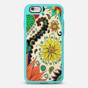 Botanic iPhone 6s case by DuckyB | Casetify