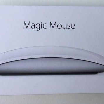VONW3Q Apple Magic Mouse 2 (OS X v10.11) Later Bluetooth White-New