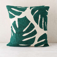 Assembly Home Crewel Palms Pillow - Urban Outfitters