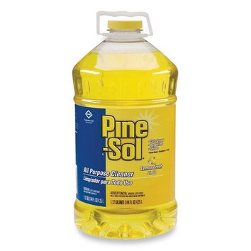 clorox company lemon fresh pine sol, 144 oz., 1/ea Case of 2