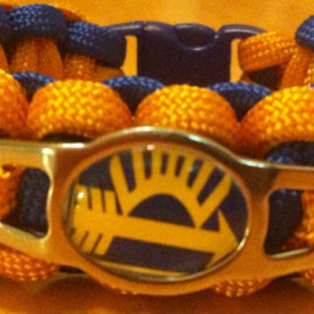 Arrow of Light Cub Scouts Shoelace Charm 550 Paracord Survival Band