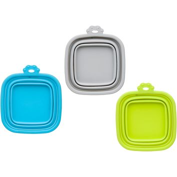 Good2Go Collapsible Silicone Pet Travel Bowl