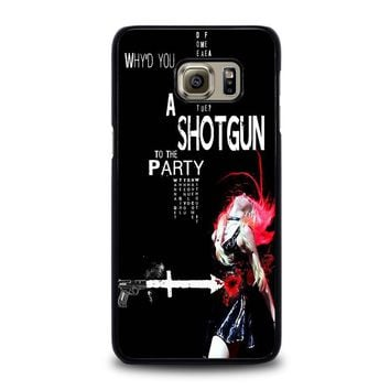 THE PRETTY RECKLESS QUOTES Samsung Galaxy S6 Edge Plus Case Cover