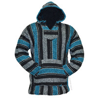 Pullover Baja Hoodie on Sale for $19.95 at HippieShop.com