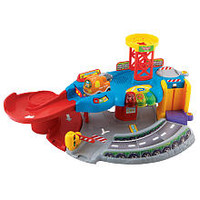 VTech Go! Go! Smart Wheels Garage Playset