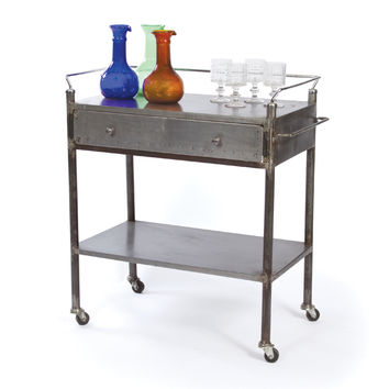 Harpers Beverage Cart