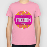 Freedom Kids T-Shirt by Peter Gross | Society6