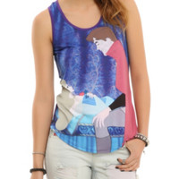 Disney Sleeping Beauty Awaken To Love Girls Tank Top