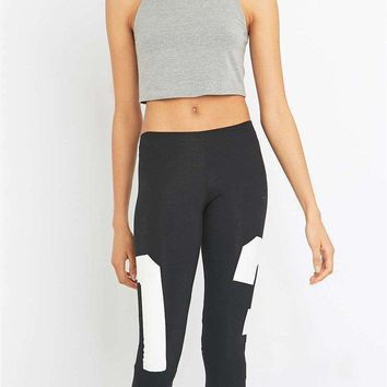 Adidas Women Elastic Tights Leggings 7/8