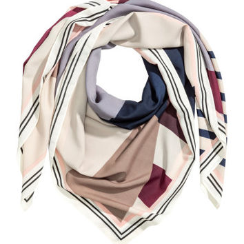 H&M Woven Scarf $12.99