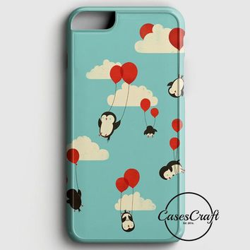 Flying Ballons Penguins iPhone 6 Plus/6S Plus Case | casescraft