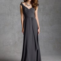 Morilee 20424 Chiffon Tank Bridesmaid Dress