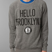 Sportiqe Hello Brooklyn Pullover Sweatshirt