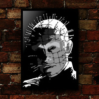 Pinhead Hellraiser Alternative Movie Poster