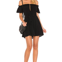 Privacy Please Deluth Dress in Black