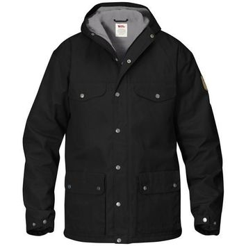 Fjall Raven Men's Greenland Winter Jacket