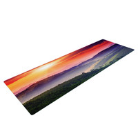 Sunset Wander Yoga Mat