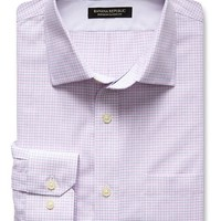 Classic Fit Non Iron Micro Check Shirt
