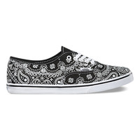 Bandana Authentic Lo Pro | Shop Classic Shoes at Vans