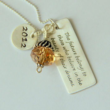Graduation Inspirational Sterling Graduation by whiteliliedesigns