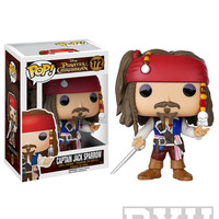 Funko Pop! Disney: Pirates of the Caribbean - Jack Sparrow - Vinyl Figure