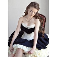 Lovely Satin Gorgerous Corset