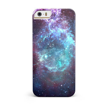 Trippy Space iPhone 5/5S/SE INK-Fuzed Case