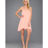 BCBGeneration Low Back Dress VDW6W408 Flash Pink - Zappos.com Free Shipping BOTH Ways