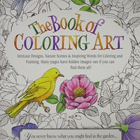 The Book of Coloring Art