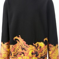 Givenchy Flames Sweater