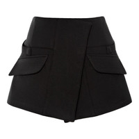 Keaton Military Mini Skirt by Opening Ceremony for Preorder on Moda Operandi