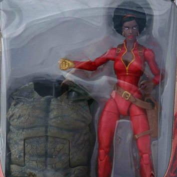 Marvel Legends Misty Knight Action Figure