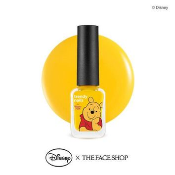 [THE FACE SHOP] Trendy Nails X Pooh - DSN01 (Disney)