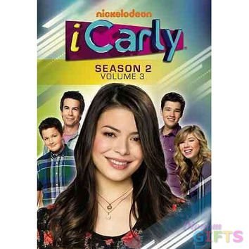 ICARLY SEASON 2 VOL 3